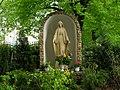 Kapliczka przy Parafii rzymskokatolickiej p.w. Św. Faustyny Kowalskiej - panoramio.jpg