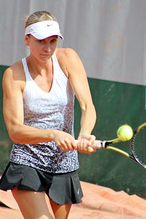 Sesil Karatantcheva female Bulgarian tennis player