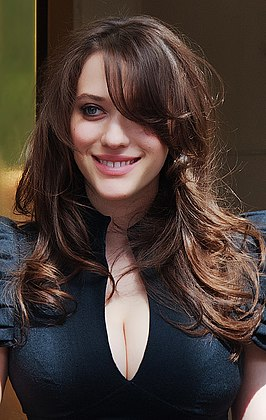 Kat Dennings in september 2010