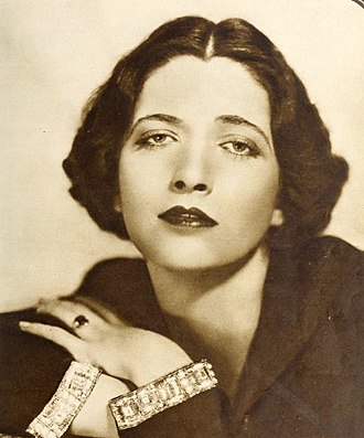 Kay Francis - pictured in 1931