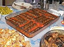 Cuisine Syrienne Wikipedia