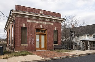Keedysville, Maryland - Keedysville Town Hall in 2013