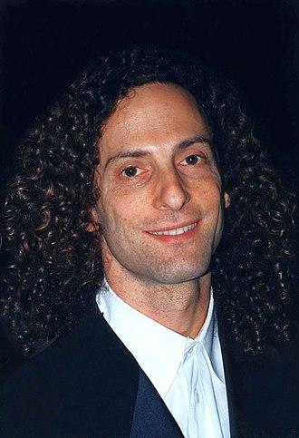 Kenny G - Kenny G in 1998