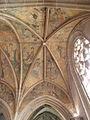 Kernascléden (56) Chapelle Notre-Dame Voûtes du chœur 12.JPG
