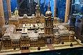 Keszthely, Marzipanmuseum, Schlossmodell 2014-08.jpg
