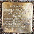 Kevelaer Stolperstein Maria Wackers.jpg
