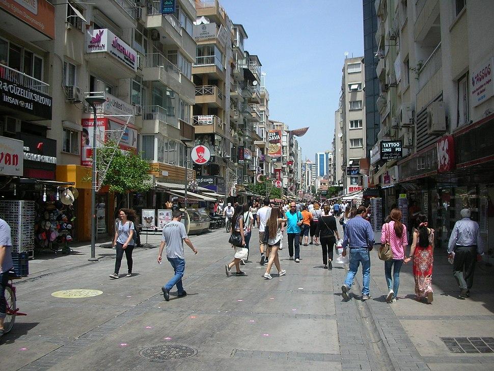 Kibris Sehitleri Caddesi