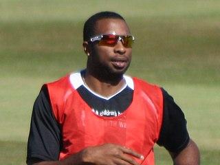 Kieron Pollard West Indian cricketer