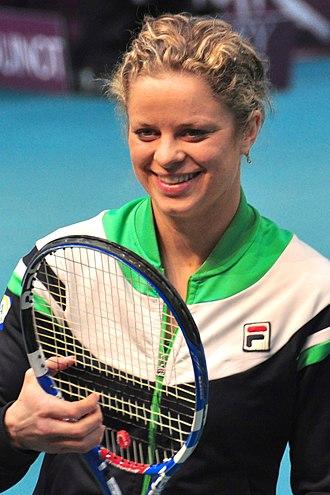 Kim Clijsters - Kim Clijsters at the 2011 Open GDF Suez