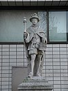King Edward VI statue, St. Thomas' Hospital 2016-02-10.jpg