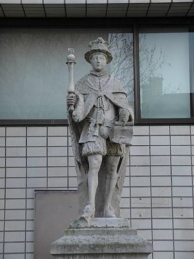Άγαλμα του Εδουάρδου ΣΤ΄ (Κάρτραϊτ)