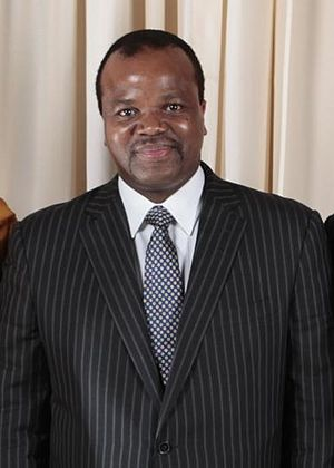 King Mswati - First thoughts about
