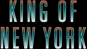 King of New York (Film) Logo.png
