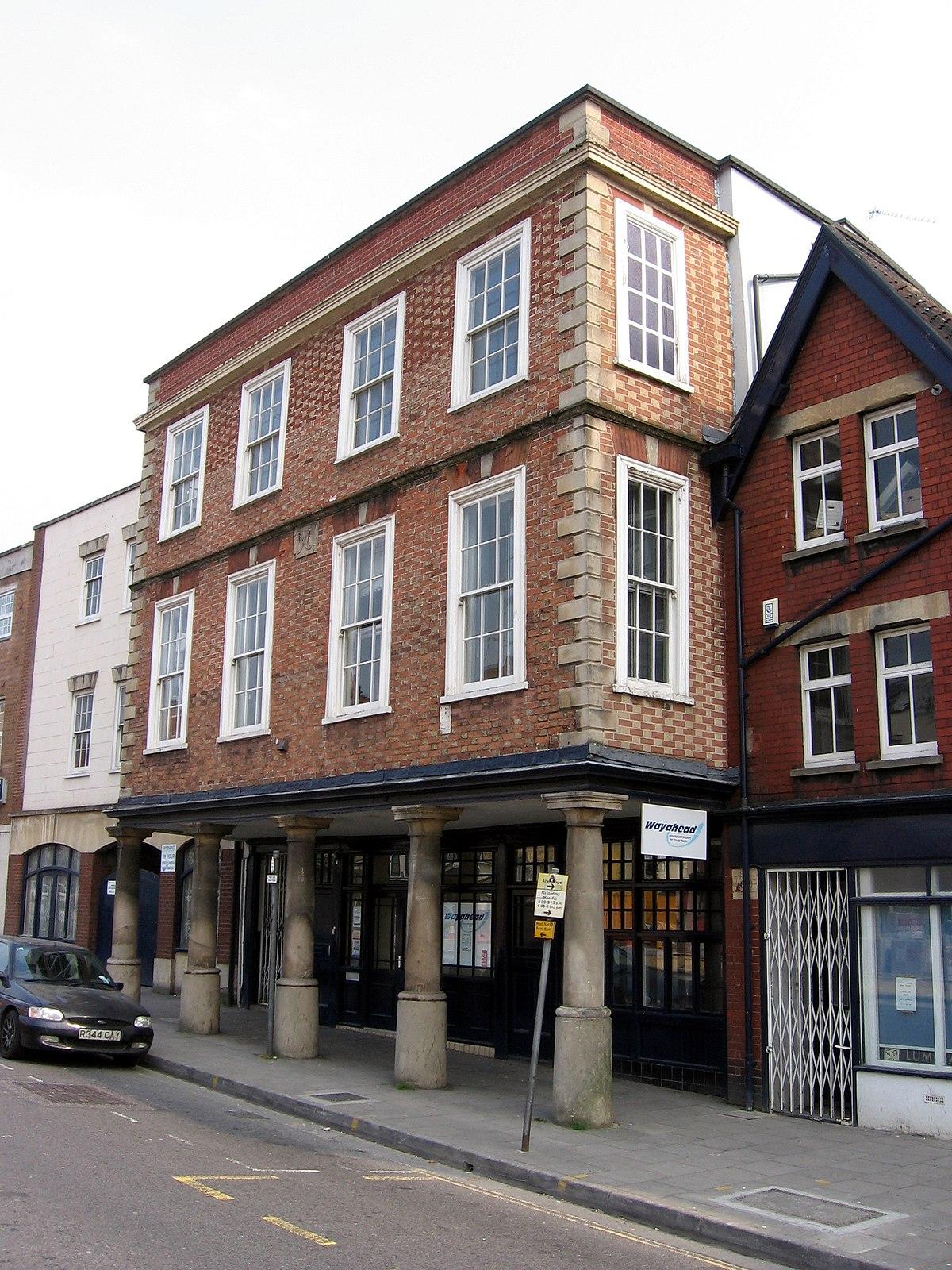 Keir Hardie Building Swansea University