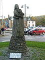 Kirkcudbright Memorial Statue - geograph.org.uk - 602029.jpg