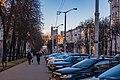 Kisialiova street (Minsk, February 2020) p3.jpg