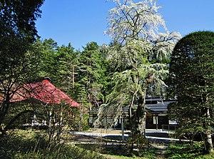 Yamagata, Nagano - Nagano Kiyomizu-dera
