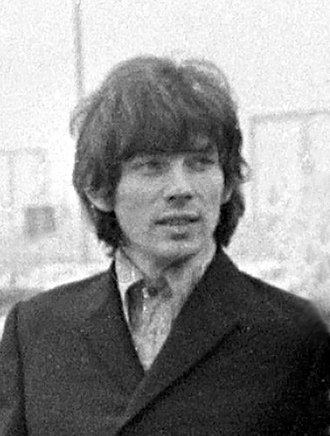 Klaus Voormann - Voormann in 1967