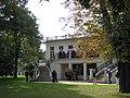 Klimt-Villa, Nordseite.JPG