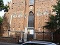 Kościół św. Jana Chrzciciela i św. Jana Ewangelisty w Toruniu, widok z ulicy - panoramio (1).jpg