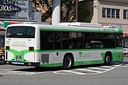 Kobe City 705 rear Isuzu Motors Erga QKG-LV234L3.jpg