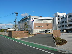 Koga kyoseikan High School.JPG