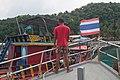 Koh Wai, Thailand, Boat deck.jpg