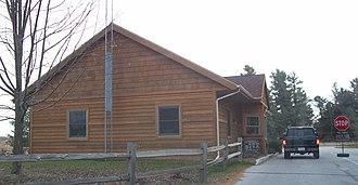 Kohler-Andrae State Park - Image: Kohler Andrae State Park Ranger Station