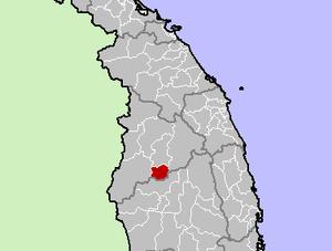 Kon Tum - Image: Kon Tum District