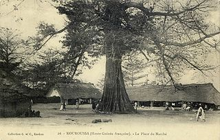 Kouroussa Sub-prefecture and town in Kankan Region, Guinea