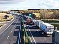 Krásný Les, dálnice D8, k Panenské, uzávěra (04).jpg