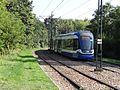 Kraków - tory tramwajowe przy ul. Prądnickiej (2).jpg