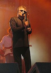 Krzysztof Cugowski podczas jednego z koncertów
