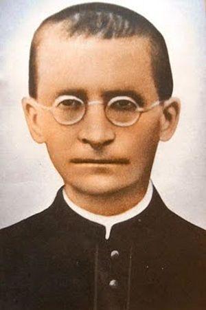 Rudolf Komórek - Image: Ks. Rudolf Komorek