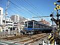 Kuha 6102 at Shin-Sayama Station.jpg