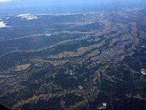 川 氾濫 名取