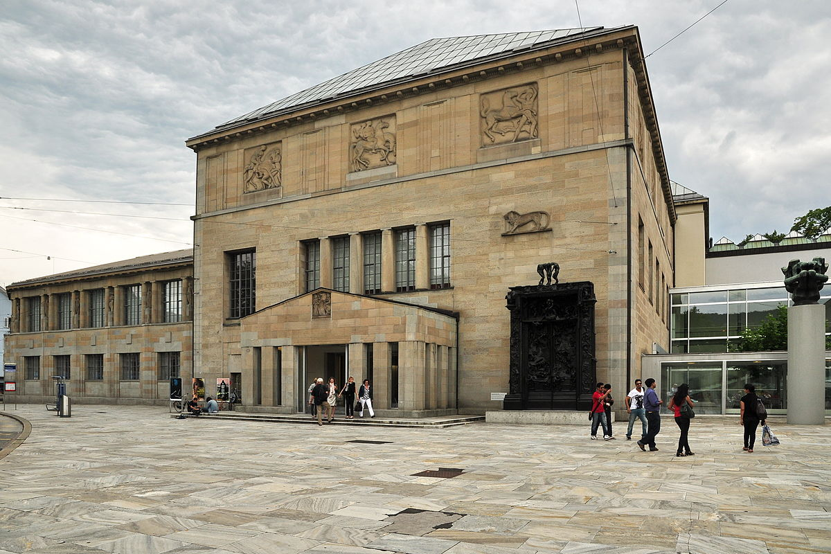 Kunsthaus di zurigo wikipedia for Casa moderna zurigo