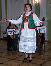 Apolonia Nowak, Warszawa, 21 października 2006