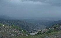 Kurram Agency of Pakistan from Paktia Border line (19923108).jpg