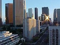 L.A Financial district.JPG