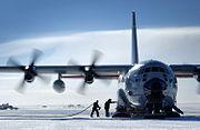 LC-130 Operation Deep Freeze