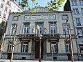 LIEGE Immeuble de la Société Littéraire - place de la République Française 5 (1-2013).JPG