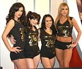 LPF girls at AEE 2007 Thursday.jpg