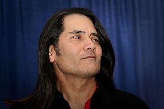 J. Larose Navajo actor