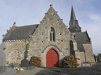 La Baussaine - Church of Saint Léon