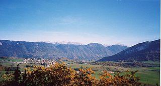La Chapelle-en-Vercors Commune in Auvergne-Rhône-Alpes, France