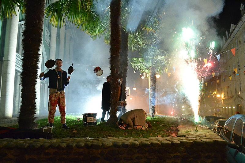 Nueit deus Becuts - Carnaval Biarnés 2016