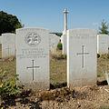 La Ville-Aux-Bois British Cemetery 1.JPG