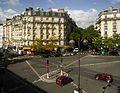 La place Balard, depuis un point de vue inhabituel, 2010.jpg
