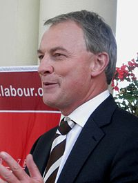Labour Leader Phil Goff in Hamilton.JPG